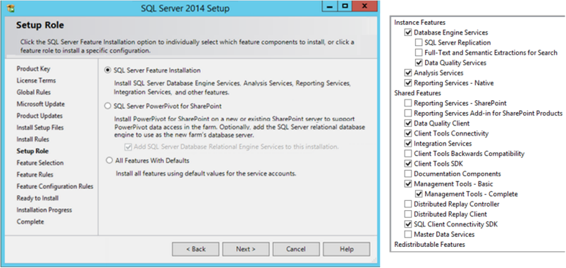 รู้หรือไม่ ??? Microsoft SQL Server 2014 ไม่ได้ติดตั้ง SQL