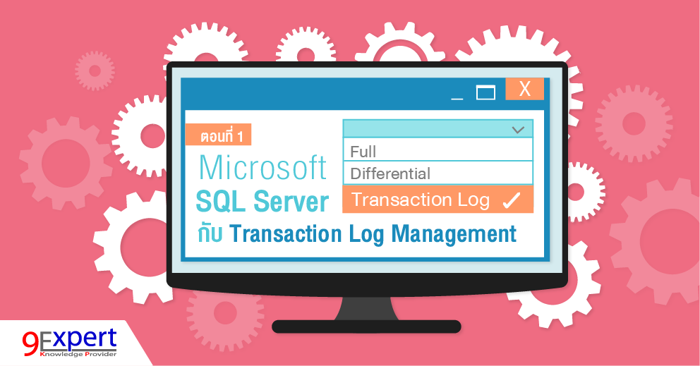 Microsoft SQL Server  Transaction Log 1