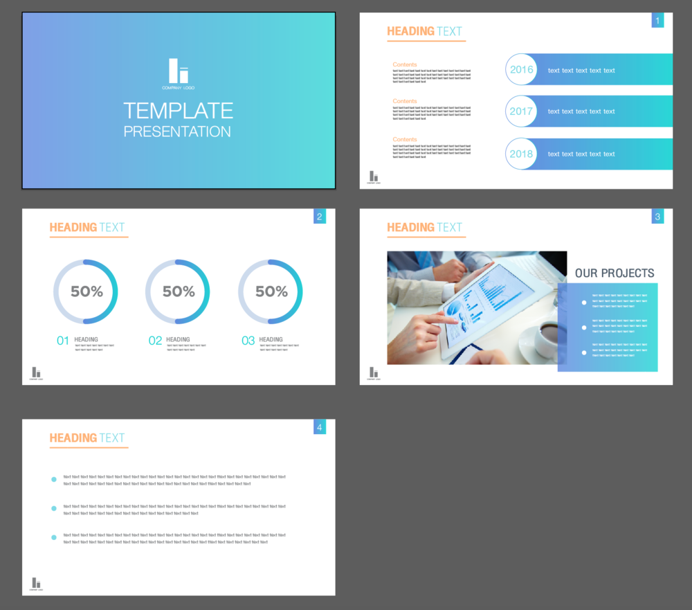Example Template 3