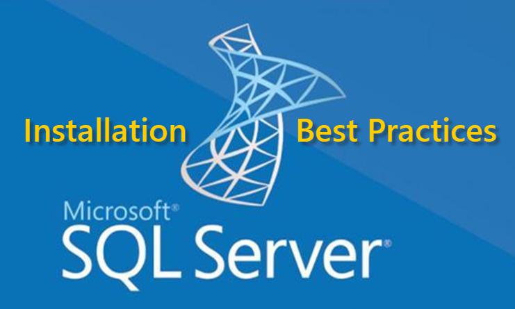 Best Practice Microsoft SQL Server 2019