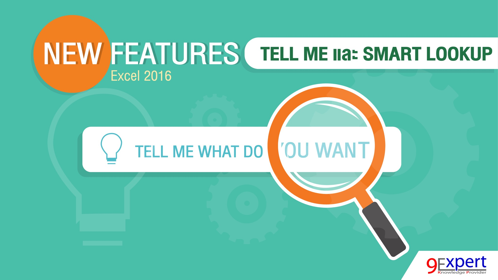 New Features Tell Me และ Smart Lookup