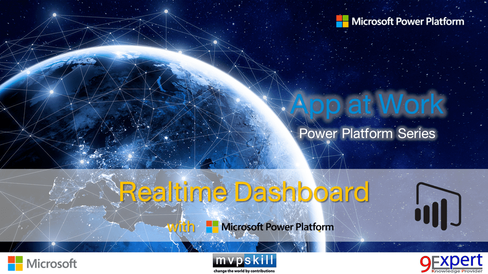 Realtime Dashboard ด้วย Power BI