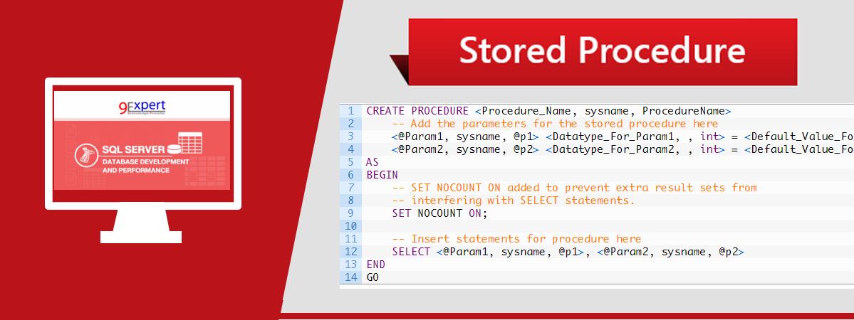 หน้าปกบทความ รู้จักกับ  Stored Procedure ใน Microsoft SQL Server
