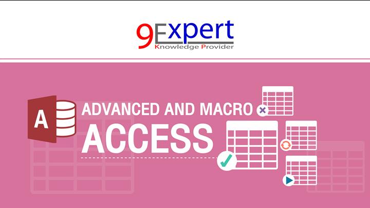 หลักสูตร Advanced Microsoft Access