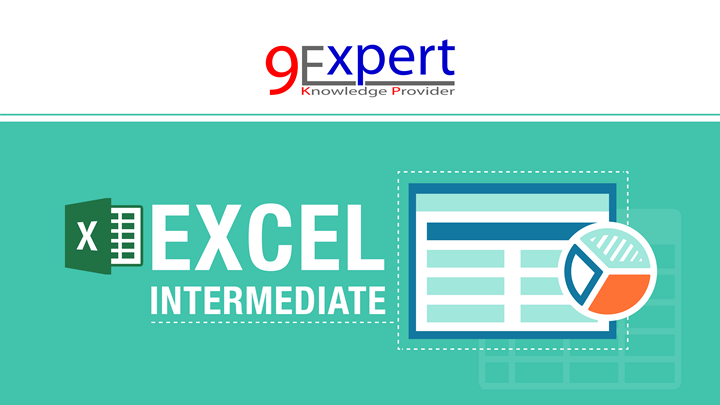 หลักสูตร Microsoft Excel 2016 Intermediate 9expert Training