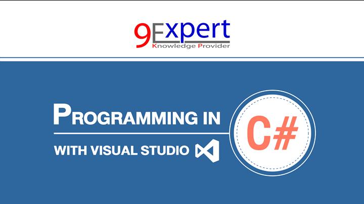 หลักสูตร Programming in C#