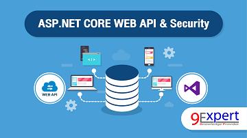 ASP.NET CORE WEB API & SECURITY