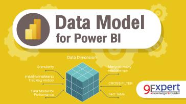 Data Model for Power BI Course by 9EXPERT TRAINING