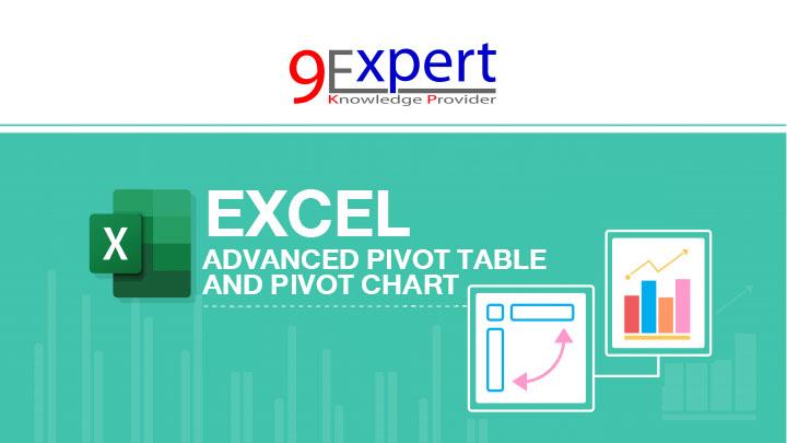 Microsoft Excel Advanced Pivot Table and Pivot Chart