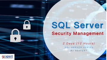SQL Server Security Management Course