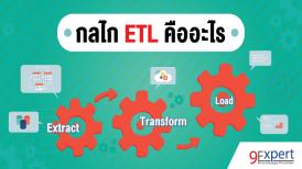 รูปหน้าปกบทความกลไก ETL คืออะไร ?