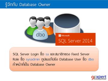 SQL Server Database Owner