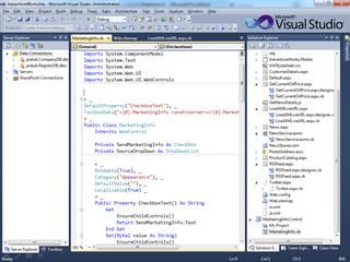 การพัฒนา ASP.NET Web Application ด้วย VS2010