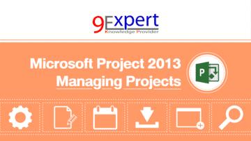 หลักสูตร อบรม Microsoft Project 2013
