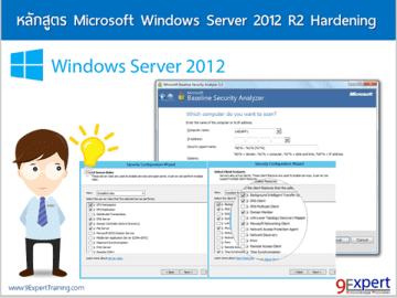 Microsoft Windows Server 2012 Hardening