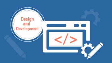สามารถออกแบบและพัฒนาได้ง่าย