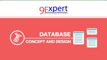 หลักสูตร Database Concept and Design