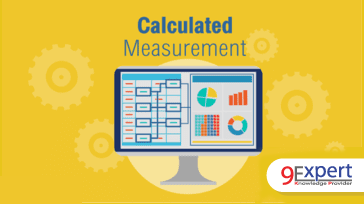 Data Analysis Expression, Calculated, Measurement