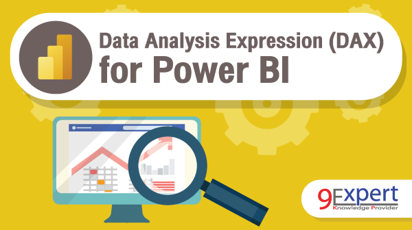 DAX for Power BI Course by 9EXPERT TRAINING