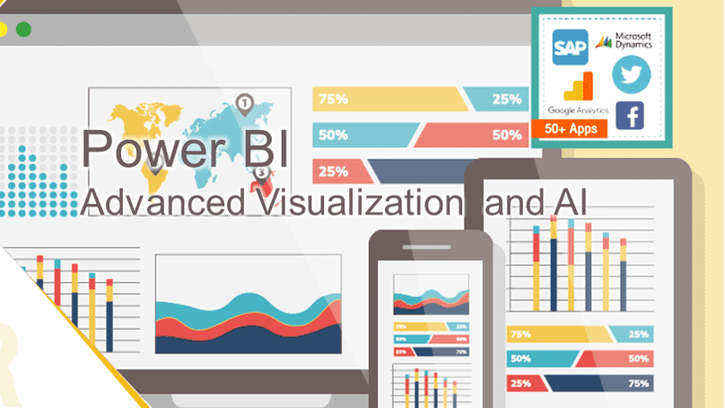 Power BI Advanced Visualization and AI