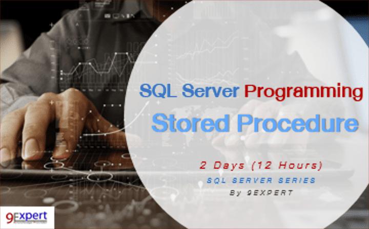 SQL Server Programming Stored Procedure Course