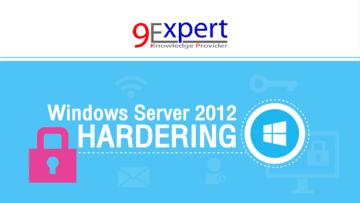 หลักสูตร Microsoft Windows Server 2012 Hardening