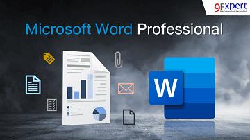 เรียนรู้การใช้งาน Microsoft Word เพื่อการสร้างเอกสารแบบมืออาชีพ