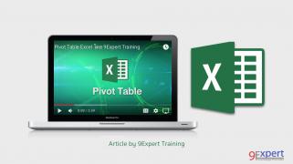Pivot Table ของ Excel