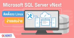 Microsoft SQL Server vNext ติดตั้งบน Linux ง่ายแสนง่าย