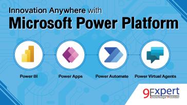 หลักสูตร Innovation Anywhere with Microsoft Power Platform