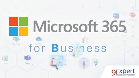 หลักสูตร Microsoft 365 for Business