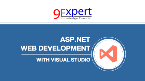 หลักสูตร ASP.NET Web Development with Visual Studio 2017