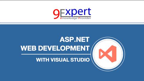 หลักสูตร ASP.NET Web Development with Visual Studio 2017