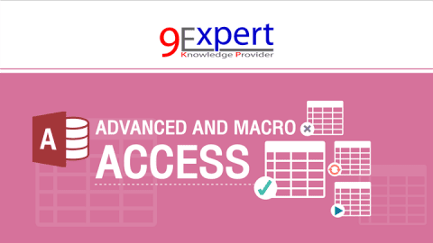 หลักสูตร Advanced and Macro Microsoft Access 2016