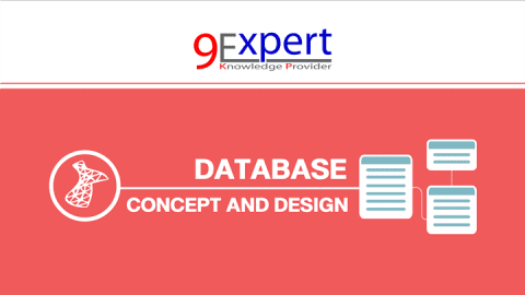 หลักสูตร Database Concept and Design