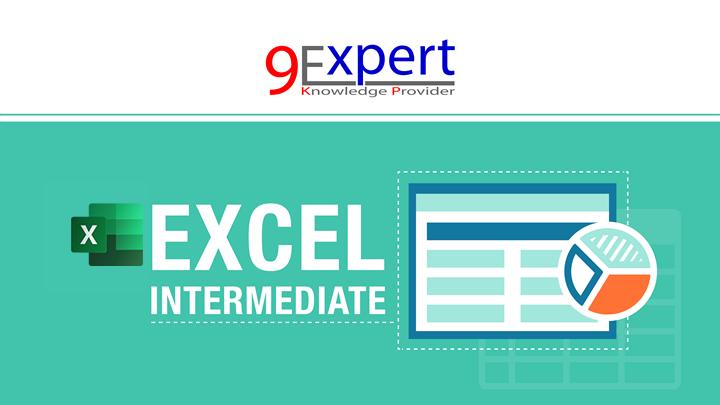หลักสูตร Microsoft Excel 2016 Intermediate