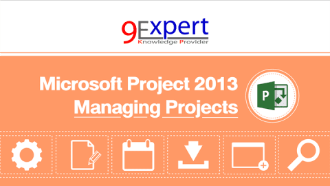 หลักสูตร Microsoft Project 2016 Managing Projects