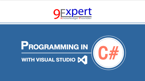 หลักสูตร Programming in C# with Visual Studio 2015