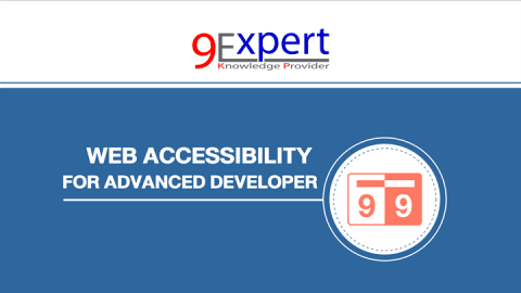 หลักสูตร Web Accessibility for Advanced Developer