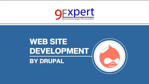หลักสูตร Web Site Development By Drupal