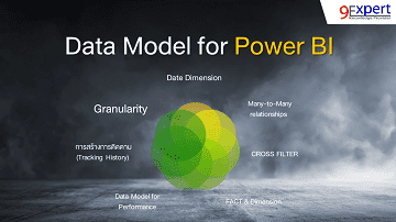 Data Model for Power BI Course by 9EXPERT TRAINING