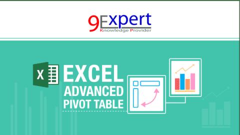 หลักสูตร Excel Advanced Pivot Table and Chart
