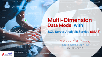 Multi Dimension Data Model with SQL Server Analysis Service Course