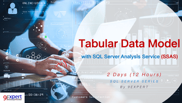 Tabular Data Model with SQL Server Analysis Service SSAS Course