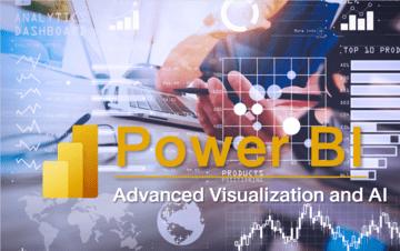 หลักสูตร Power BI Visualization and AI (12 ชั่วโมง)
