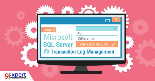 Microsoft SQL Server  Transaction Log 1
