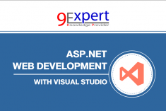หลักสูตร ASP.NET Web Development with Visual Studio 2015
