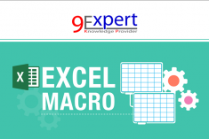 หลักสูตร Macro and VBA Microsoft Excel 2013