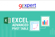 หลักสูตร Excel Advanced Pivot Table and Chart